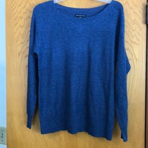 American Eagle navy blue sweater